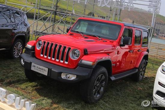 Jeep牧马人将于7月正式上市 搭载2.0T动力