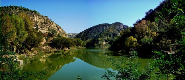 陕北米脂:高西沟村生态文明建设薪火相传