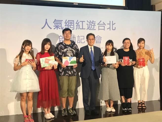 为招揽大陆游客 台湾旅游业者邀大陆网红赴台踩点