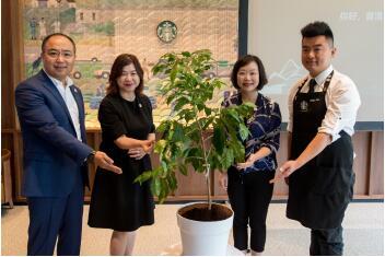 云南普洱:星巴克中国首家咖啡原产地门店正式开业