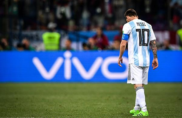 """梅西最大的""""猪队友""""找到了,还有比阿根廷足协更奇葩的吗?"""