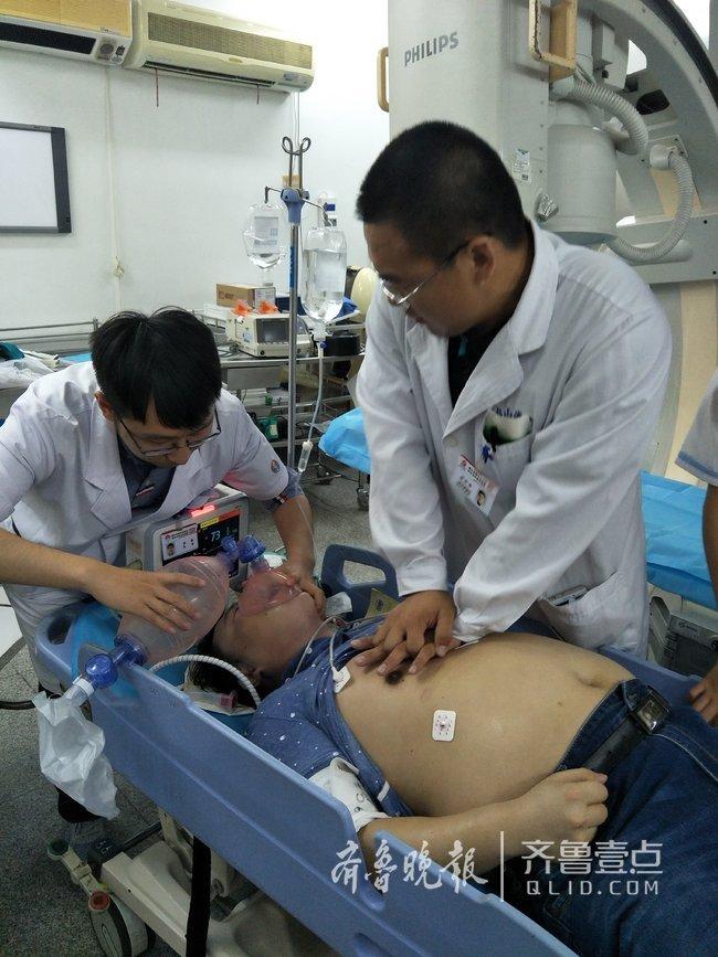 30岁壮小伙庆祝生日 心跳骤停3次抢救2小时