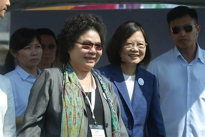台媒体人:陈菊当蔡办秘书长后 帮了蔡英文不少倒忙