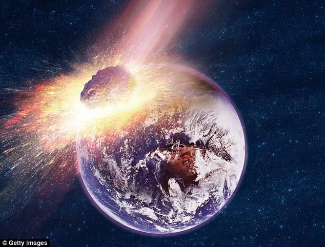 非杞人忧天 美国加紧努力保护地球免受小行星撞击