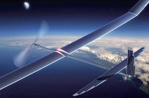 临近空间太阳能无人机在应急通信中的应用
