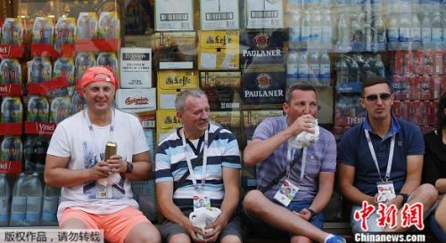 英二氧化碳供应不足或致啤酒短缺 球迷:看世界杯喝啥?