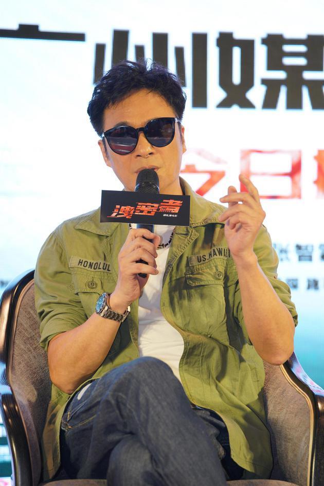 吴镇宇不受谣言影响再回应:没必要给小媒体热度