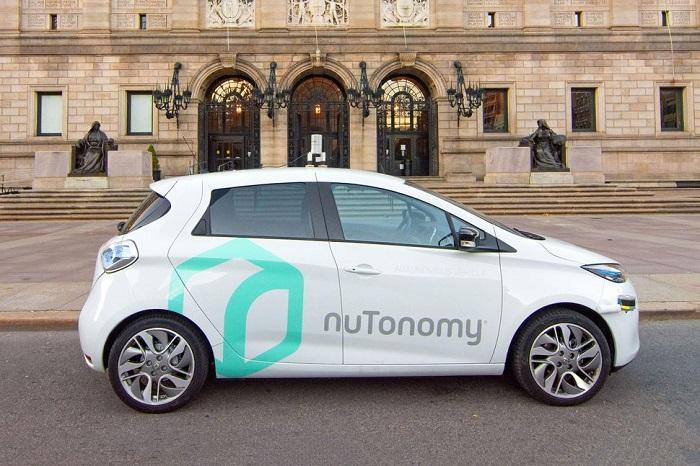 NuTonomy获得在波士顿测试自动驾驶汽车许可