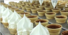 冰淇淋工厂流水线!