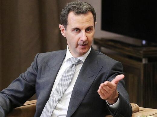 叙总统:与美国谈判是浪费时间 他们说一套做一套