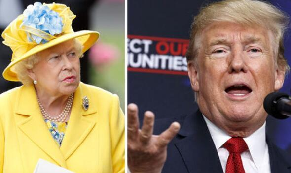英女王见特朗普会聊啥?美前高官:她都没机会开口