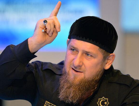 车臣领导人警告外国政客:别学纳粹妄图征服俄罗斯