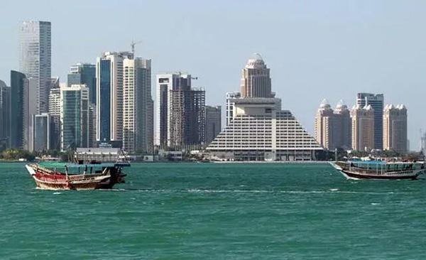 沙特欲挖运河将卡塔尔隔绝成岛?有人称更像是凿了条护城河