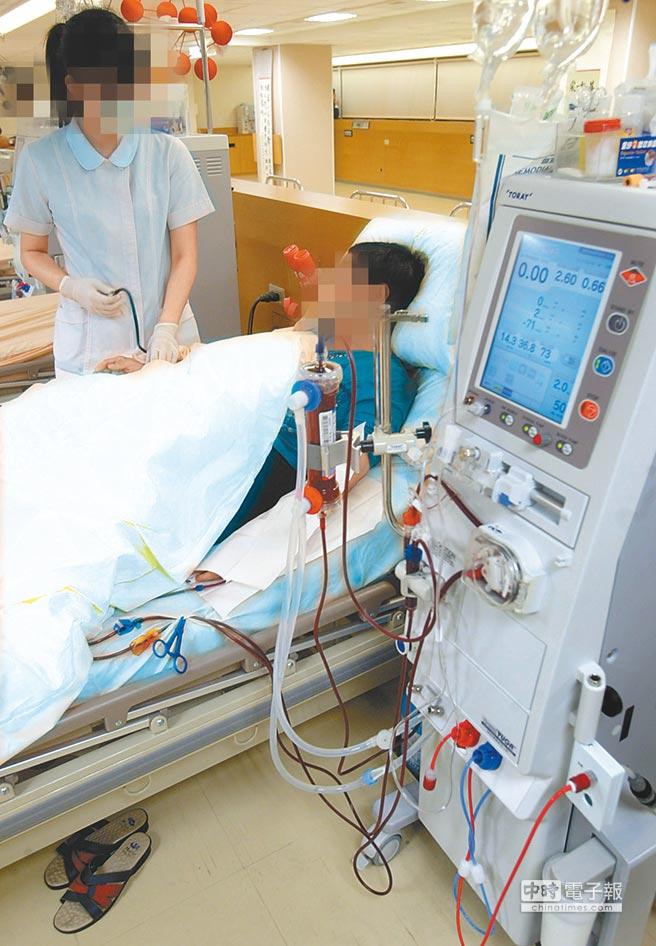 台大医院误用自来水为患者洗肾疑致1人死亡 院方:与此无关