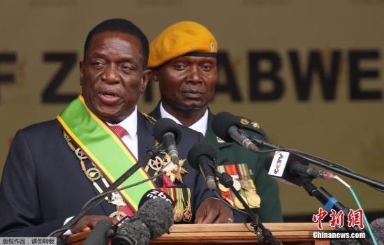 津巴布韦竞选集会发生爆炸 总统逃过一劫副总统受伤