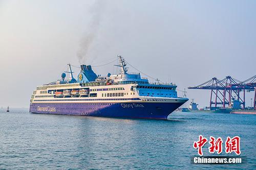 中国邮轮旅客数量2018年预计将达569.8万人次