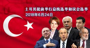 2018年土耳其大选