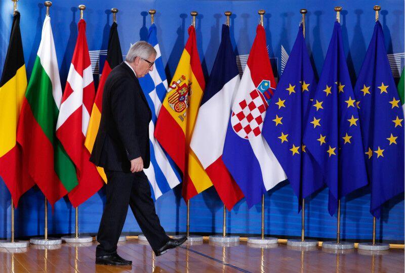 欧盟举行难民危机峰会 法德元首呼吁尽快促成行动框架