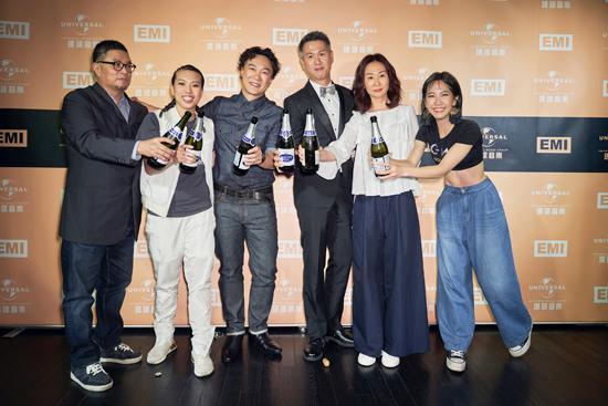 陈奕迅第三度获得金曲奖最佳男歌手