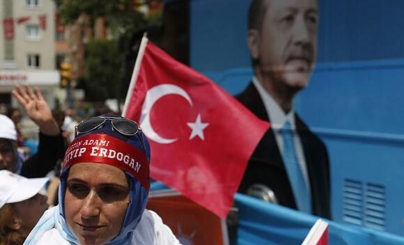 土耳其大选埃尔多安获胜 有人把票投给了普京