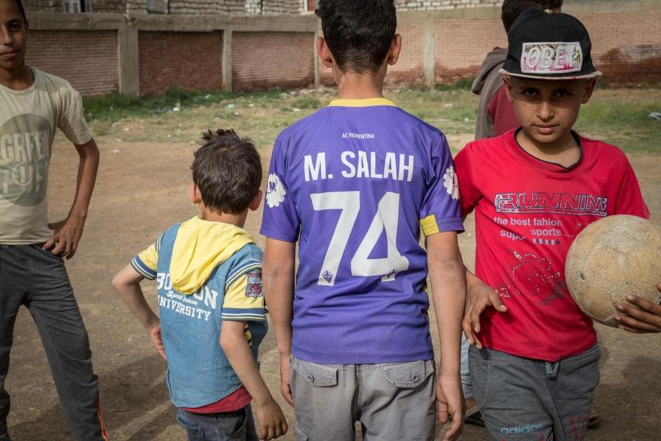 埃及队在世界杯一场没赢,但他却仍旧成为了国家英雄