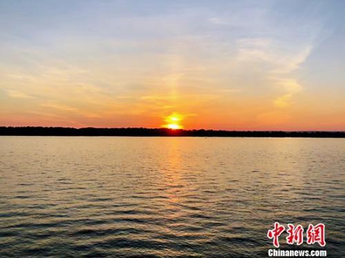 世界杯记者手记:夕阳下的萨马拉,金色的伏尔加