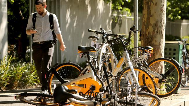 受限于严格规定 共享单车oBike决定退出新加坡市场