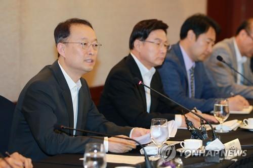 韩国计划斥巨资大力发展氢燃料汽车 建设配套设施