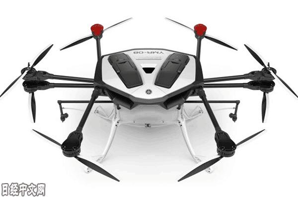 日媒:雅马哈将进入工业无人机市场