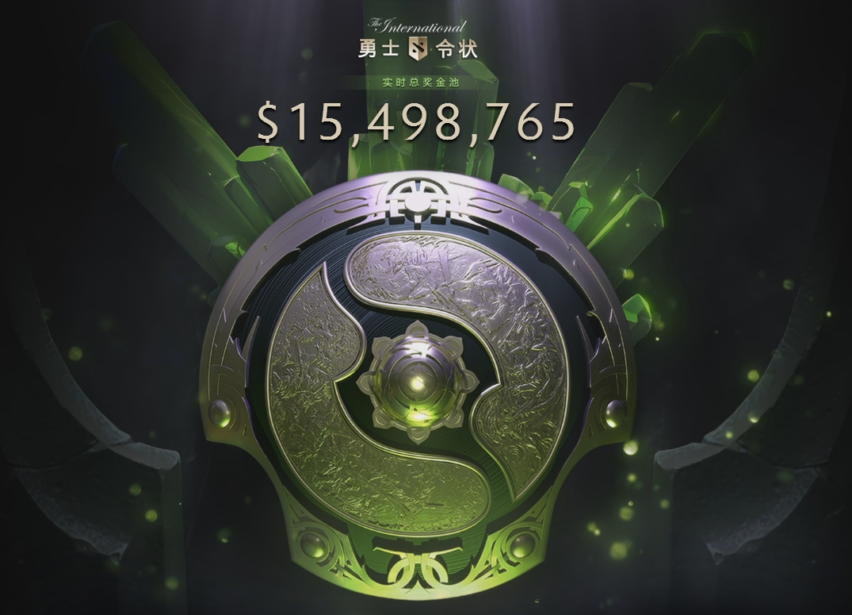 """6支中国队伍出征DOTA2 TI8 守护""""偶数年""""神话"""