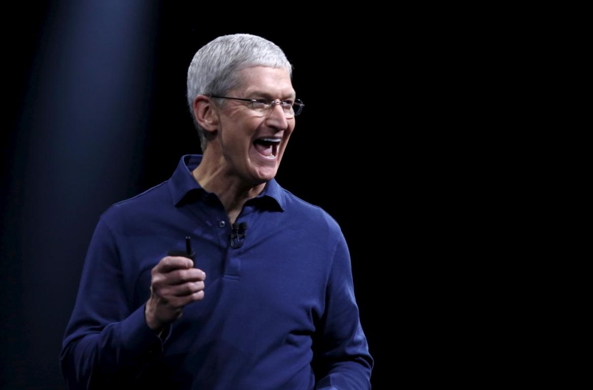 库克接受财富专访:我还会在苹果工作数年