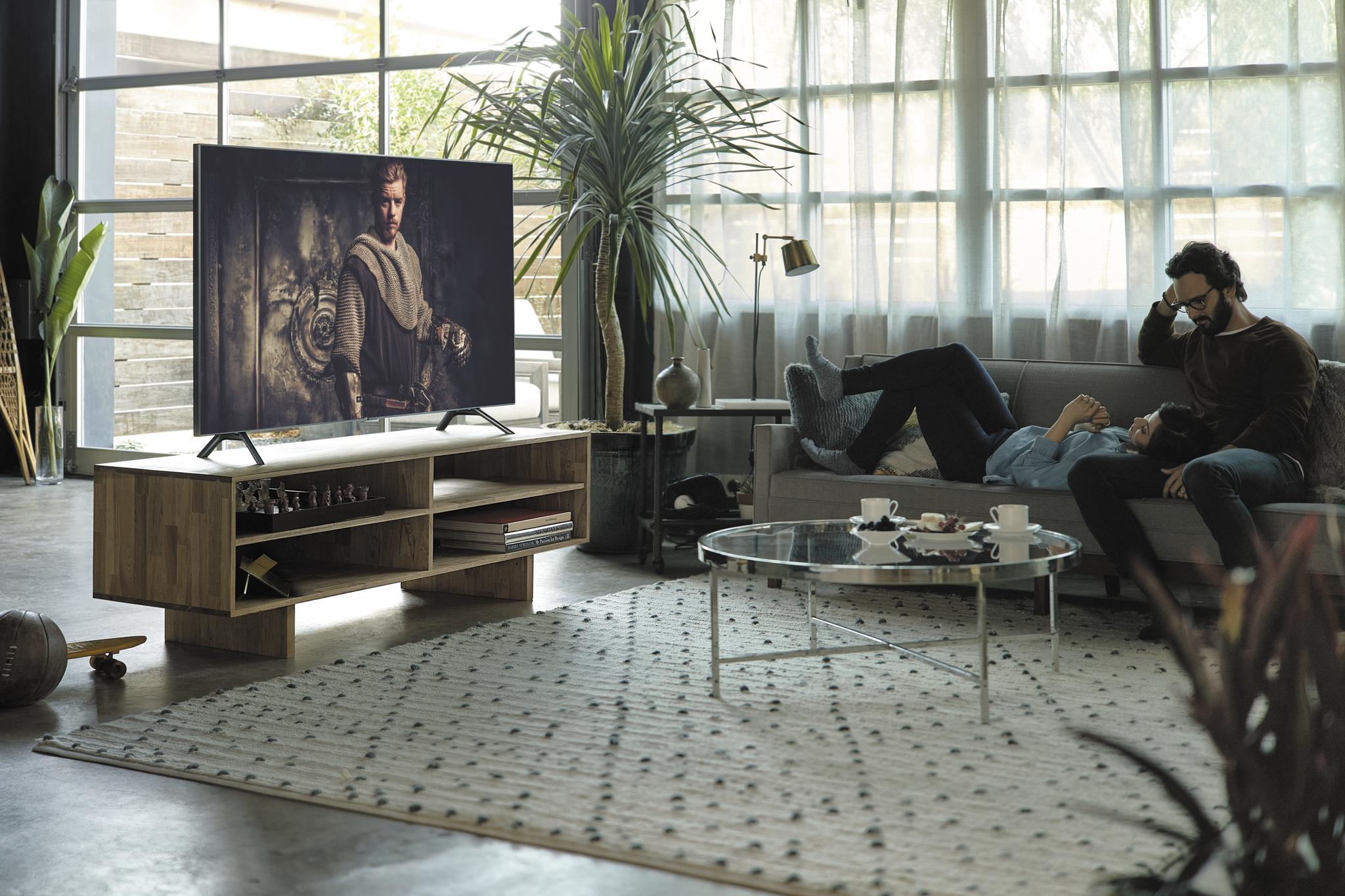 三星调查:当今消费者更注重电视与环境的融合