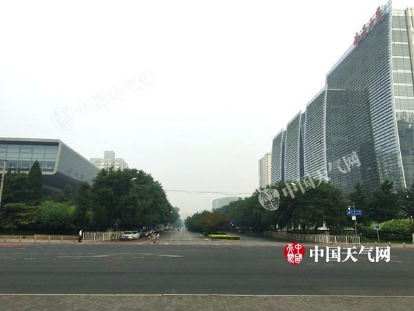 """""""炎值""""爆表!北京未来一周高温不间断 明天将达37℃"""