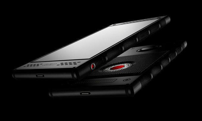 RED Hydrogen One全息屏智能手机通过认证