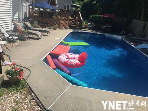斯坦福德男子办派对为自己庆生 却跌落泳池意外落水身亡