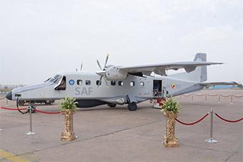 印想在这国建军事设施没谈拢 送国产飞机套近乎