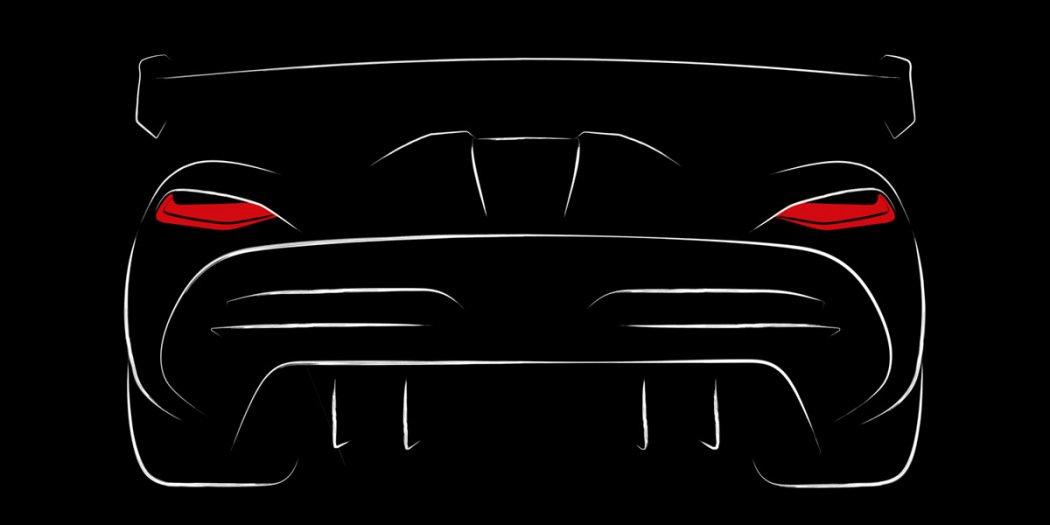 科尼赛克发布新车预告图 有望亮相2019日内瓦车展