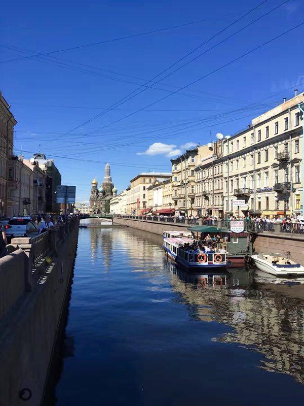 世界杯场外风情:北方威尼斯——圣彼得堡