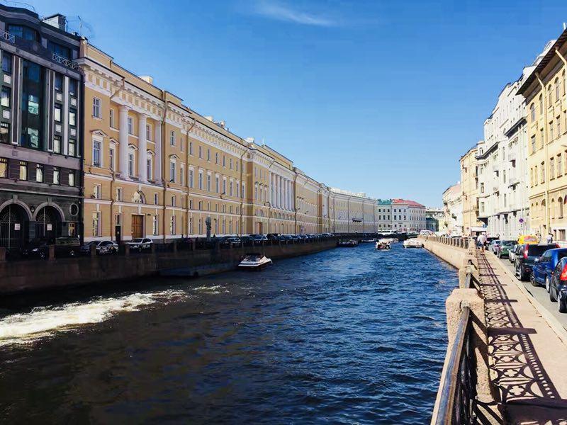 场外风情:北方威尼斯——圣彼得堡