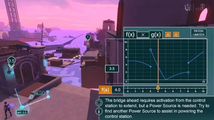腾讯发布游戏《微积历险记》 关卡都需微积分来解