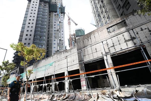 韩国世宗市建筑工地火灾已致40人伤亡 包括15名中国公民