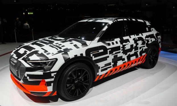 奥迪宣布推迟e-tron电动SUV发布 首发地改为美国