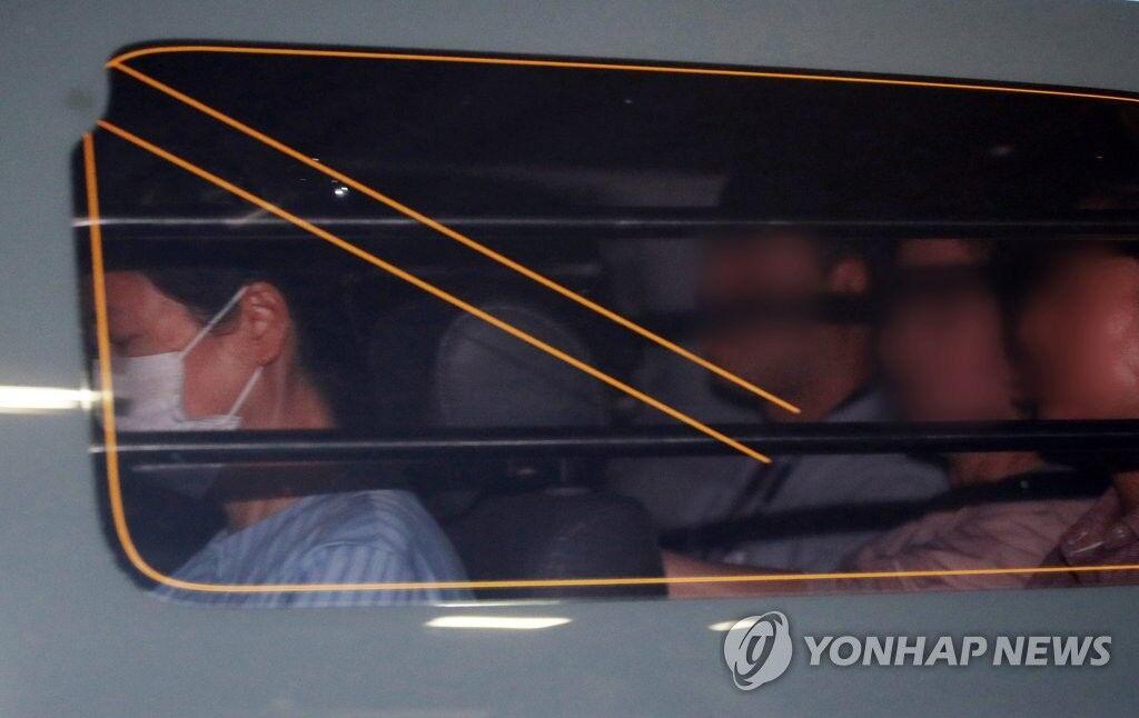 66岁朴槿惠再因腰痛外出就医 系入狱后第6次