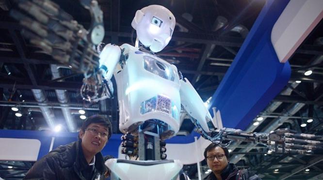 外媒:中国在创新领域向美国发起挑战