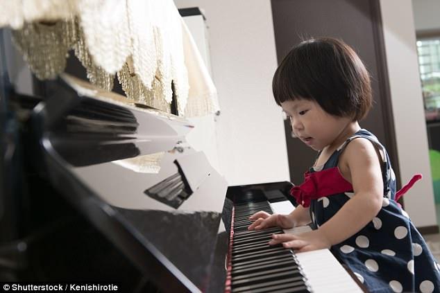 最新研究:学钢琴有利于提升儿童语言能力