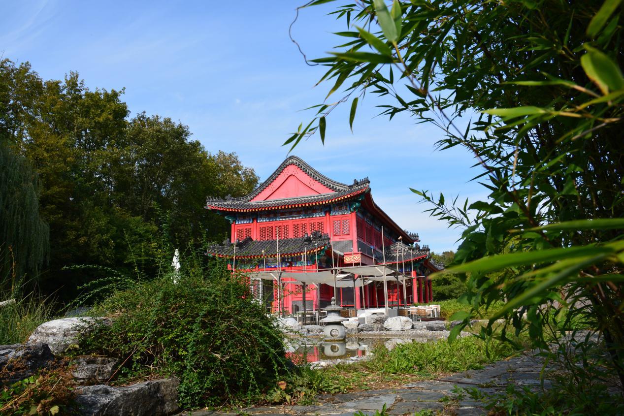 """斯图加特的""""中国房子"""""""