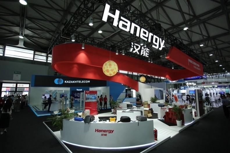 汉能引爆MWC上海 全方位展示移动未来