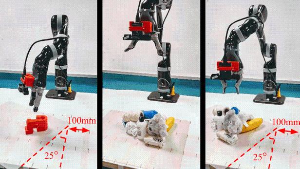 昆士兰科技大学新方法能提升机器人抓取能力