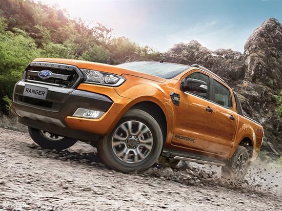 福特Ranger Wildtrak上市 售30.58万元