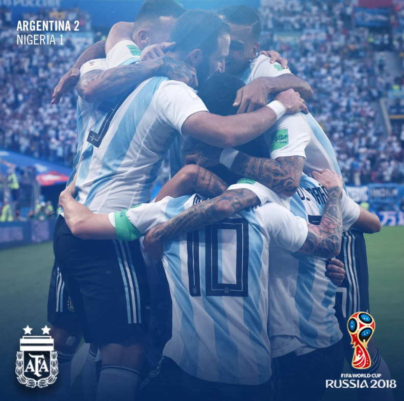 世界杯第5大炸裂奇迹!梅西踢破13%概率 逆天改命!